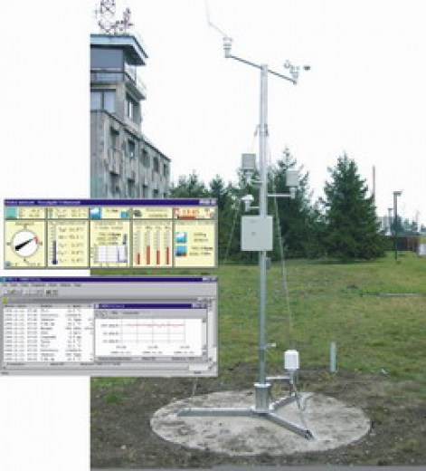 TVS3 Environmental Monitoring System
